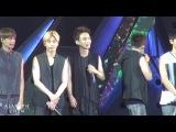 [FANCAM D2] 140921 The Lost Planet in Beijing @ Chen focus - Birthday song