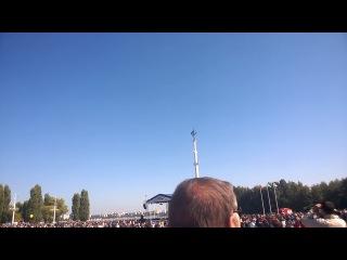 Авиа шоу Воронеж день города 2014 г
