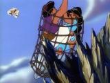 Аладдин (Aladdin) - Глаз Фашума (2 Сезон. 3 Серия)