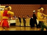 Лучший танец КАРА ЖОРГО В Кыргызстане.