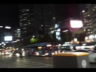 Южная Корея,Сеул.Улица Муенгдонг--8 место в топ-10 самых дорогих улиц планеты