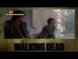 Норман и Мелисса об отношениях Дэрила и Кэрол в эпизоде