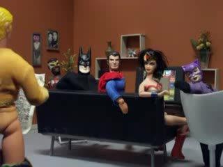 Робоцып - Реалити-шоу супергероев