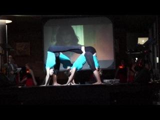 Хат--ха Yoga под руководством Калинцевой Марины