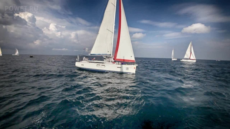 The Phuket King's Cup Regatta- video by Gro'M