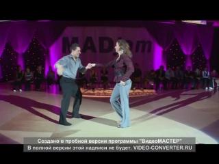 MADjam 2013 Champions J&J Brennar Goree & Brandi Tobias (Apple)