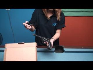 WinGun Webley MK VI Revolver