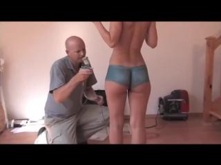 Секс со спортивной фигурой