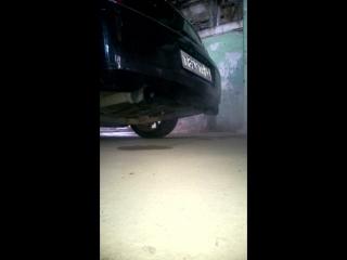 выхлоп Chrysler 300c