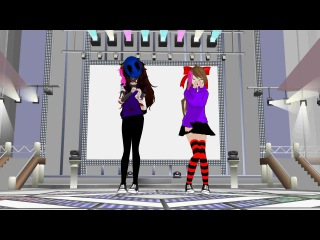Nina Killer and Eyeless Alisa