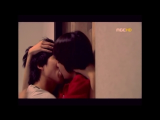 The 1st Shop of Coffee Prince ~All Kiss Scene ~ Live it up MV ~ Gong Yoo & Yoon Eun Hye
