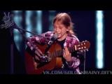 Богдан Темченко - Smells Like Teen Spirit - Nirvana ( The Voice Kids Ukraine 2015)