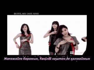 T-ara, Davichi, Seeya - Woman generation [kaz_sub]