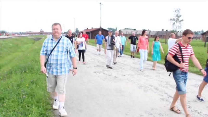 Концлагерь Осенцим 2013. Аушвиц. Auschwitz.