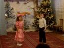 Танец куклы, Новый Год-2015 в детском саду