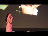 Лариса Луста - 2 - концерт-вечер памяти актрисы Анны Самохиной (13.02.2015, С-Петербург, Дом Офицеров)