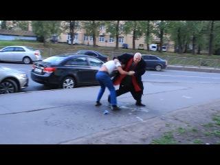 Стас Барецкий vs Александр Пистолетов драка