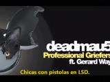 Deadmau5 Feat. Gerard Way-Professional Griefers-Subtitulada Al Espanol