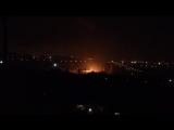 01.02.15. Уничтожение машиностроителного завода в Донецке-5 снарядов