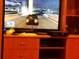 черная молния есть и в GTA 5 эпично полетел