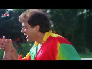 O Lal Dupatte Wali - Aankhen 1993 - Govinda, Chunky Pandey, Shilpa Shirodkar, Ritu Shivpuri, Raageshwari