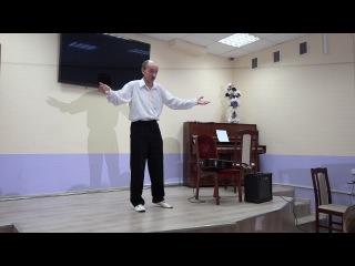 Стихотворение «Дворник». Исполняет Георгий Беляков.