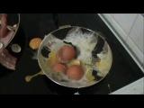 Как вкусно и быстро приготовить завтрак (Ну ЁбаНа)