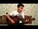 Abdimutali - суйем сени на гитаре (понти жорабеков)