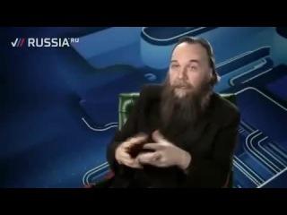 Александр Дугин о блоггерах