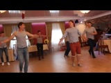 Русские парни зажигают на свадьбе!!!