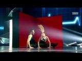 Танцы - Алиса Доценко и хореограф Алексей Карпенко