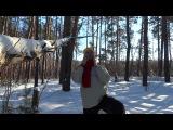 якутский хомус в уральском лесу) Лена, привет (Поткину от Мандарова))