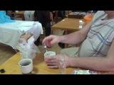 Встреча массажистов в Крыму. День 4й часть 2  Пилинги домашнего приготовления.