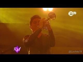 Ricky martin - lola - maria - estadio nacional chile 24-10-2014