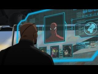Человек-паук:Паучие войны 3 сезон 9 серия
