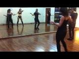 Школа танцев Top-Dance- направление High Heels-Виталий Клименко