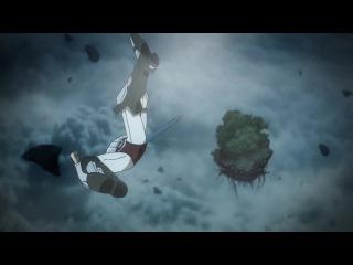 [AniDUB] Shingeki no Bahamut | Ярость Бахамута: Истоки | Эпизод 11 | Озвучивание: AD Studio