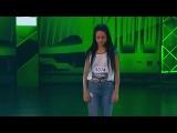 Ася Бабина - Жестовый танец