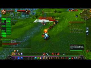 Pandaren ''arms'' warrior, ragnaros-pvp, battle ground