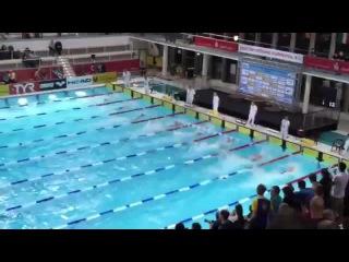 4x50m Freistil Finale
