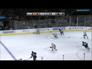 Chicago Blackhawks vs. Los Angeles Kings (29.11.2014)