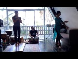 Kathak VS Flamenco VS Tabla by Salar Nader-Arleen Hurtado-Farah Yasmeen Shaikh