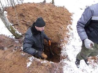 Зимние приключения немецких огнемётчиков Ганса и Йохана!