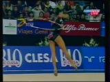 Alina Kabaeva hoop