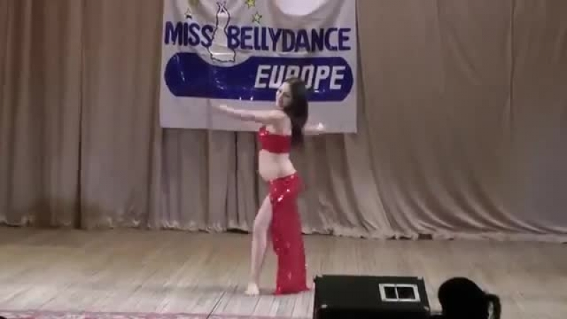 Europe Miss bellydance Эмма Сыщенко