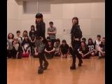 Aya Sato & Bambi Workshop