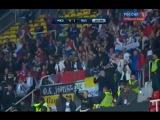 Отборочный матч Чемпионата Европы-2012. Македония 0-1 Россия