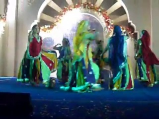 Masti Makers Dance Group of Pali (Raj.) performing Rajasthani Panihari Dance in Kolkata