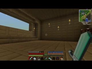 Minecraft с модами #14 - КАК ПРИГОТОВИТЬ ОСВЕЖАЮЩИЙ НАПИТОК?