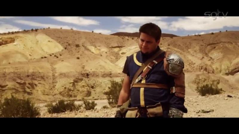 Фоллаут Ядерный перекур / Fallout Nuka Break - [1 Сезон 2 Серия] - [Озвучка STOPGAME]